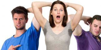 How to avoid excessive sweating