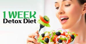 detox diet week
