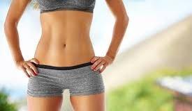 get a flat abdomen