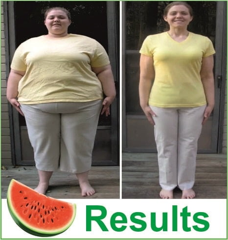 Watermelon Diet Results
