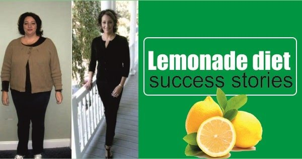 lemonade diet success stories