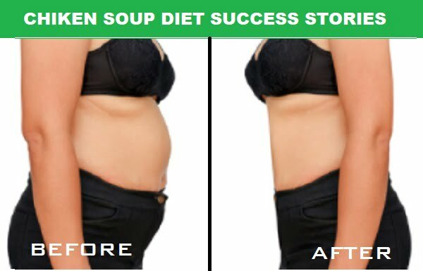 chicken soup diet