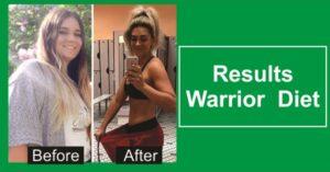 Results Warrior Diet
