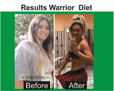 warrior diet success stories