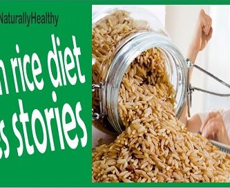 Results brown rice Diet
